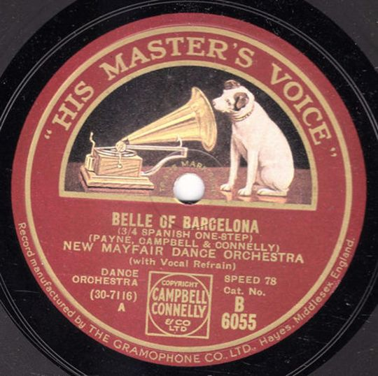 Belle Of Barcelona
