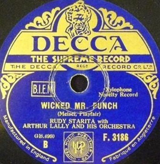 Wicked Mr. Punch